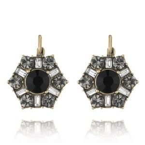 Deco Fanfair Earrings by Chloe & Isabel